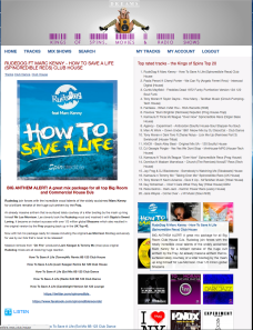 RudeDog ft Marc Kenny - How To Save A Life (Spincredible Recs) Club House